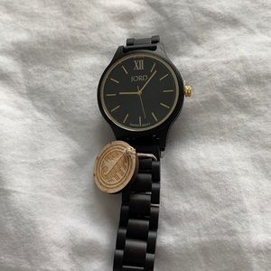JORD watch (new with tags)